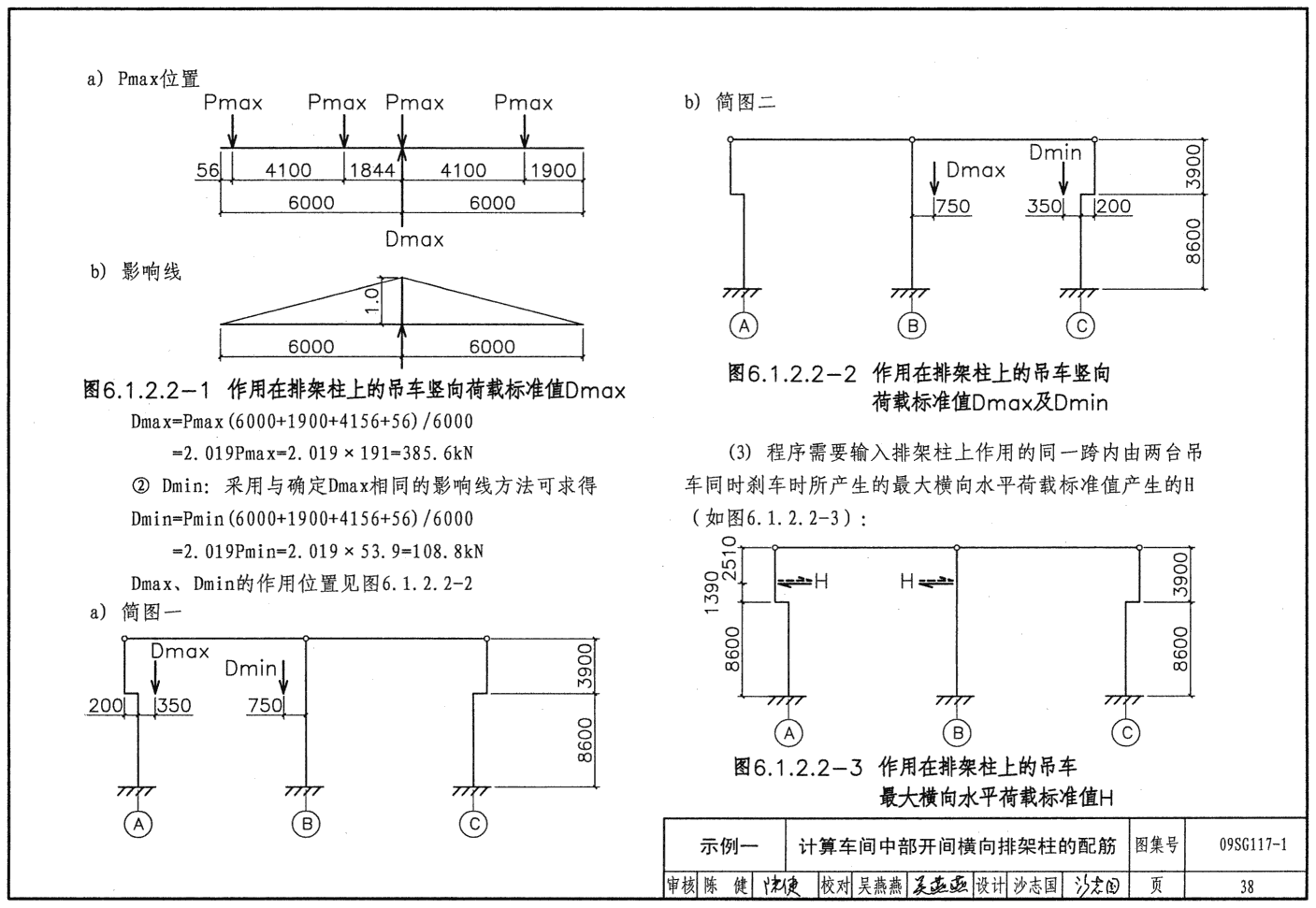 09sg117-1:单层工业厂房设计示例(一)